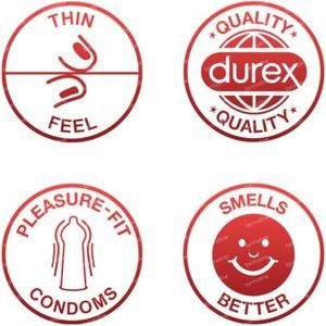 Durex Préservatifs Feeling Sensitive 24 pièces