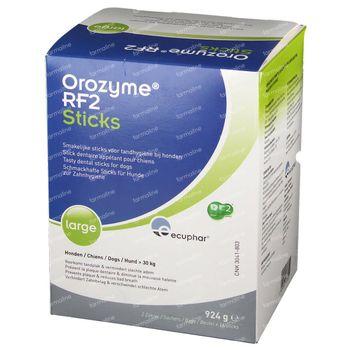 Orozyme Rf2 Sticks Large >30 Kg 28 stuks