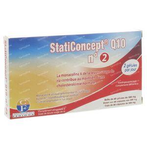 Staticoncept Q10 II 60 capsules