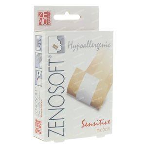 Zenosoft Hypoallergenic 1mx6cm Skin Color 1 item