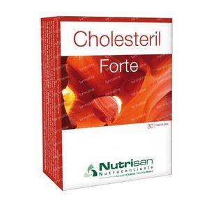Nutrisan Cholesteril Forte 30 capsules