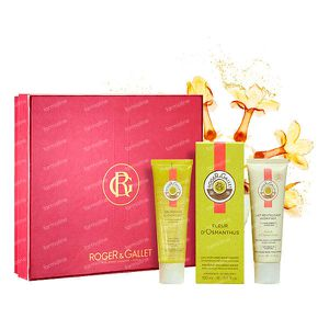 Roger & Gallet Fleur D'Osmanthus Gift Box 200 ml
