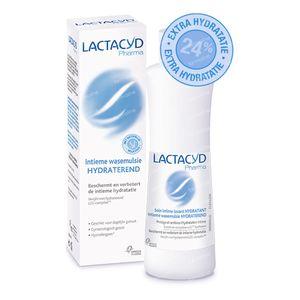 Lactacyd Pharma Intieme Wasemulsie Hydraterend 250 ml