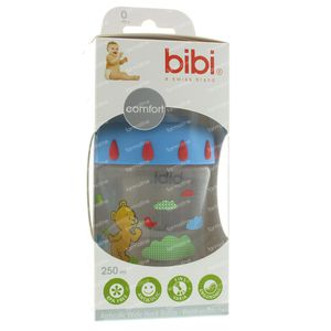 Bibi Biberon Wn Comfort 2013 250 ml