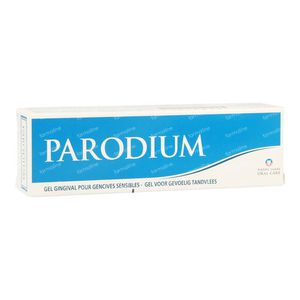 Parodium Tandgel 50 ml