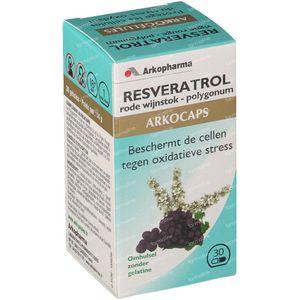 Arkocaps Resveratrol 30 capsules