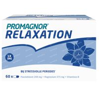 Promagnor Relaxation 60  capsules