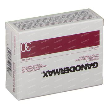 Ganodermax 30 capsules