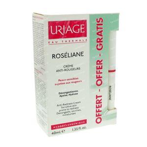 Uriage Roséliane + Free Correcting Stick 40 ml cream