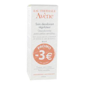 Avène Deodorant Regulator 50 ml