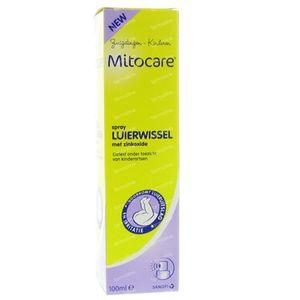 Mitocare Spray Luierwissel 100 ml