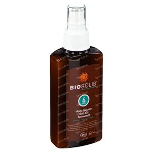 Biosolis Sunoil SPF6 125 ml spray