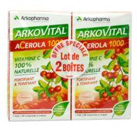 Image of Acerola 1000 Familypack Promo 60 tabletten