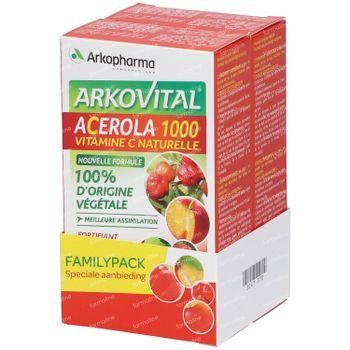 Acérola 1000 Familypack Promo 60 comprimés