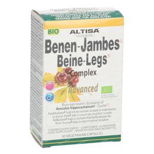 Altisa Jambes Bio Aesculus Complete 30 comprimés