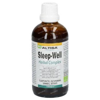 Altisa Sleep Well Tinct Bio 100 ml