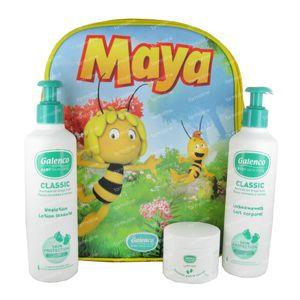 Galenco Baby Maya L'abeille Sac a Dos Rempli 1 pièce