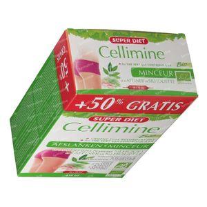 Super Diet Cellimine Bio Promo Prix Réduit 300 ml ampoules