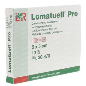 Lomatuell Pro 5 x 5cm 30870 8 pièces