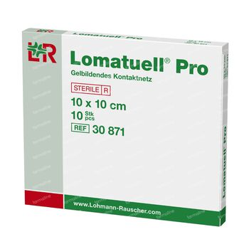 Lomatuell Pro 10 x 10cm 30871 10 st