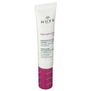 Nuxe Nirvanesque Gladstrijkende Oogcrème 15 ml tube