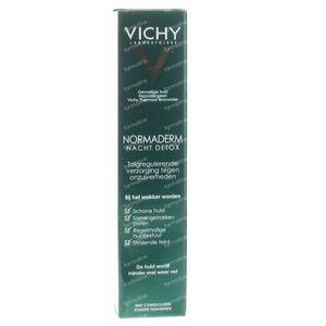 Vichy Normaderm Detox Crème De Nuit 40 ml