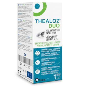 Thealoz Duo Gouttes pour les Yeux 10 ml