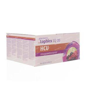 Milupa HCU Lophlex LQ 20 Juicy Baies 3750 ml