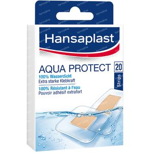 Hansaplast MED Aqua Protect 20 emplâtre