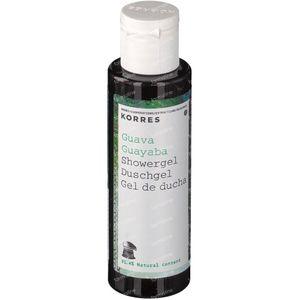 Korres Gel Douche Guava 40 ml