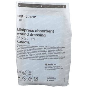 Klinion Absorbent Compress 1 item