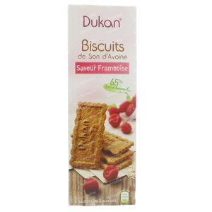 Dukan Koekjes met Framboos en Haverzemelen 65% 18 zakjes