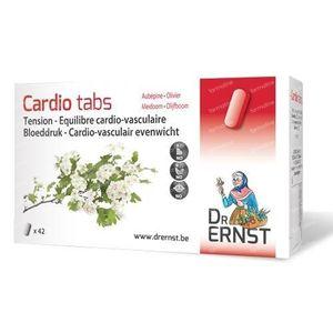 Dr Ernst Cardiotabs 42 comprimés