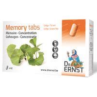 Dr Ernst Memorytabs 42  tabletten