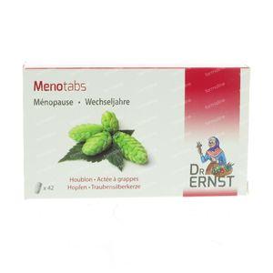 Dr Ernst Menotabs 42 comprimés