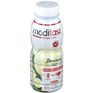 Modifast Snack & Meal Drink Banaan 236 ml