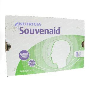 Nutricia Souvenaid Aardbei Promo 24x125 ml