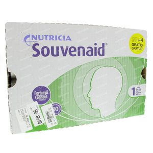 Nutricia Souvenaid Vanille Promo ok NLENDE 24 x 125 ml