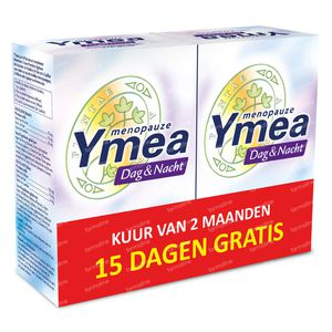 Ymea Dag En Nacht Duopack 2x64 capsules