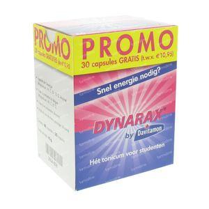 Dynarax Promo 30 Tabletten Gratis 90 capsules