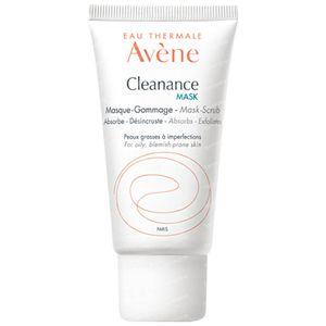 Avene Cleanance Masque Gommage 50 ml