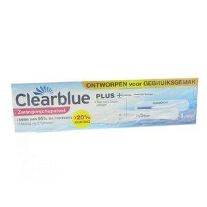 Clearblue Plus Test de Grossesse Promotion 1 pièce
