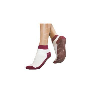 Bota Suprima 4820 Chausette Antiglissant Unisex Bordeaux 39-42 1 paire