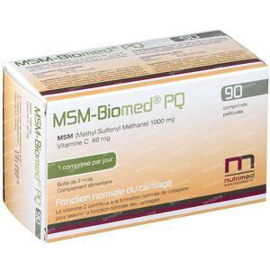 MSM Biomed PQ 90 comprimés