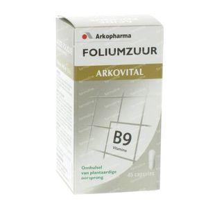 Arkocaps Arkovital B9 45 capsules