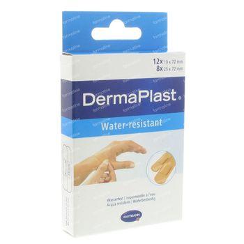 Hartmann Dermaplast Water Resist 20 pièces