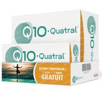Q10-Quatral Immunité & Énergie - 3 Mois + 1 Mois GRATUIT 224  capsules