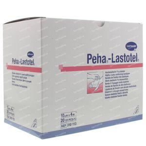 Hartmann Peha-Lastotel Non-Cello 10cm x 4m 310113 20 stuks