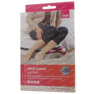 Mediven Travel Women Ad Short Puder M3 2 pieces