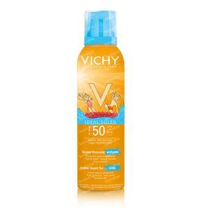 Vichy Mousse Soleil Idéal Soleil Enfant Spf50 150 ml